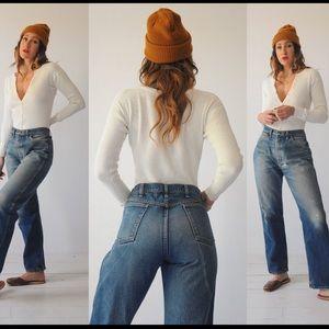 Vintage Distressed Jeans